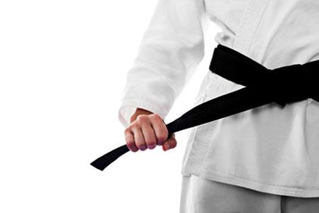 Aulas de Karate
