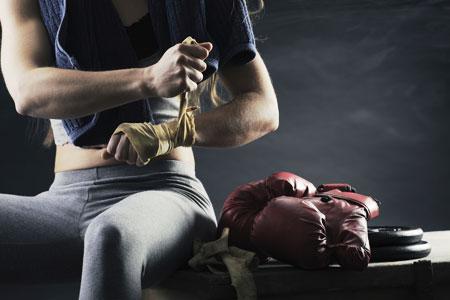 Aulas de Kickboxing