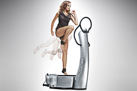 Aulas de Powerplate