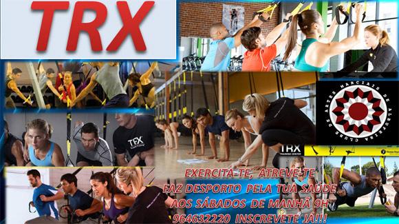 Aulas de TRX