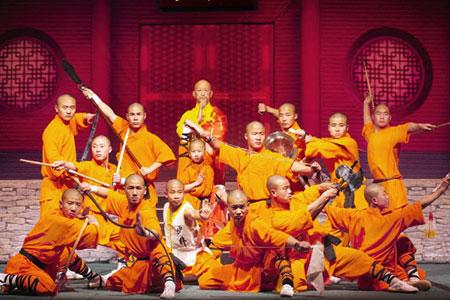 Aulas de Kung Fu Shaolin