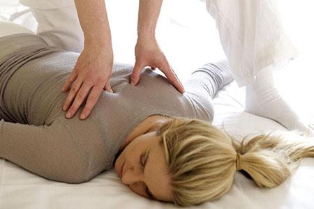Shiatsu Massagens