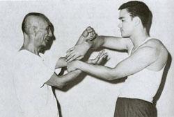 Wing Chun Chi Sao